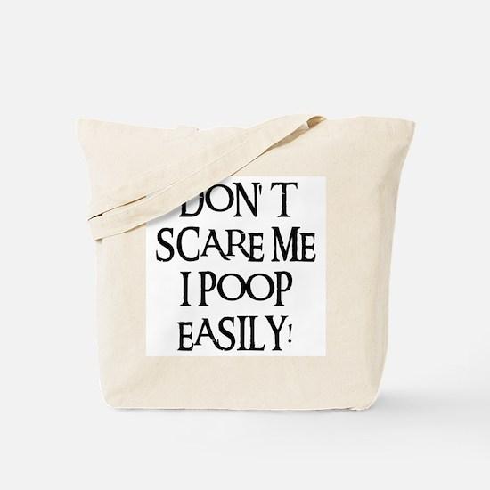 I POOP EASILY! Tote Bag