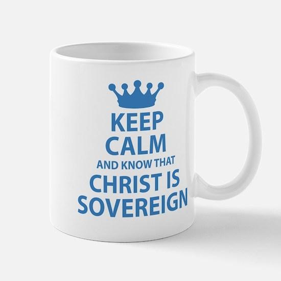 Funny Reformed theology Mug