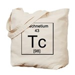 43. Technetium Tote Bag