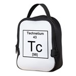 43. Technetium Neoprene Lunch Bag