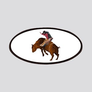 Cowboy - Bull Rider NO Text Patch