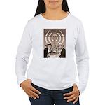 SepiatowerRBJH_edited-3 Long Sleeve T-Shirt