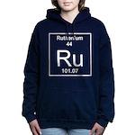 44. Ruthenium Women's Hooded Sweatshirt