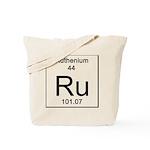 44. Ruthenium Tote Bag