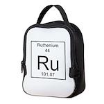 44. Ruthenium Neoprene Lunch Bag