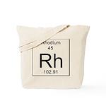 45. Rhodium Tote Bag