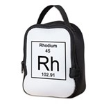 45. Rhodium Neoprene Lunch Bag