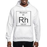 45. Rhodium Hooded Sweatshirt