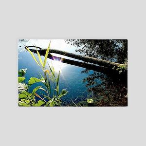 Reflecting Pond Area Rug