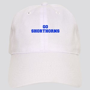 Shorthorns-Fre blue Baseball Cap