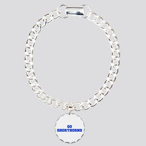 Shorthorns-Fre blue Bracelet