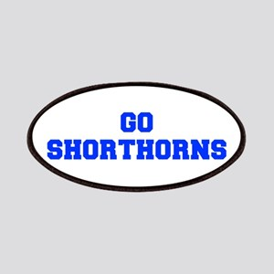 Shorthorns-Fre blue Patch