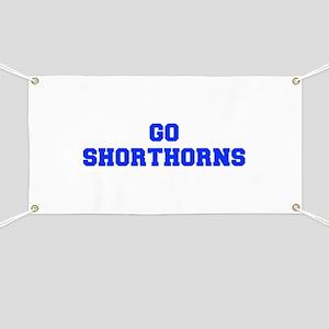 Shorthorns-Fre blue Banner