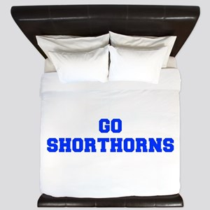 Shorthorns-Fre blue King Duvet