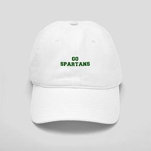 Spartans-Fre dgreen Baseball Cap