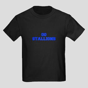 Stallions-Fre blue T-Shirt
