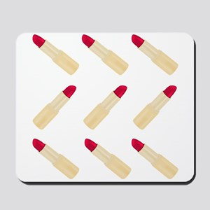 Lipstick Love Mousepad