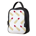 Lipstick Love Neoprene Lunch Bag