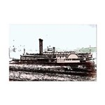 Old Steamer New Orleans Small Print