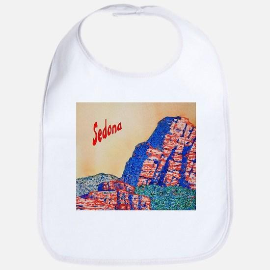 SEDONA, AZ - beautiful colors Bib