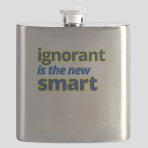 ignorant is the new smart Flask