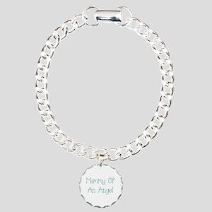 Mommy of an Angel Charm Bracelet, One Charm
