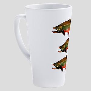 SESSION TIME 17 oz Latte Mug