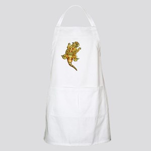 Horned Toad Apron