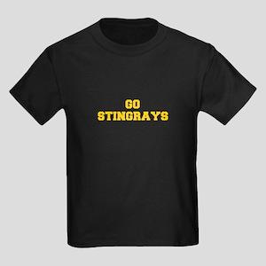 stingrays-Fre yellow gold T-Shirt