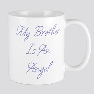 My Brother is an Angel Mug