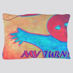 my turn .png Pillow Case