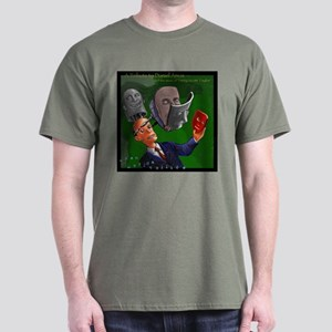When Worlds Collide Dark T-Shirt