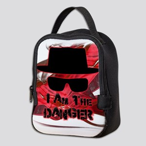 I am the Danger Neoprene Lunch Bag