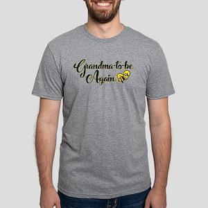 Grandma to Bee Mens Tri-blend T-Shirt