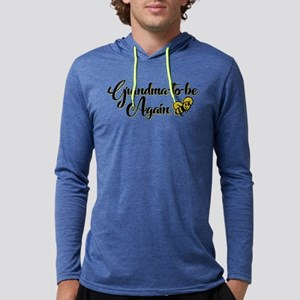 Grandma to Bee Mens Hooded Shirt