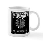 Fused on FCR (speaker device) 11 oz Ceramic Mug