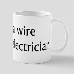 Save A Wire Mug