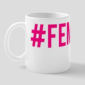#Feminist Mug
