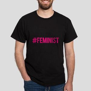 #Feminist T-Shirt
