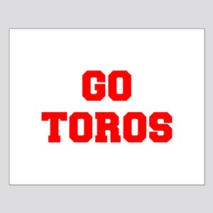 TOROS-Fre red Posters