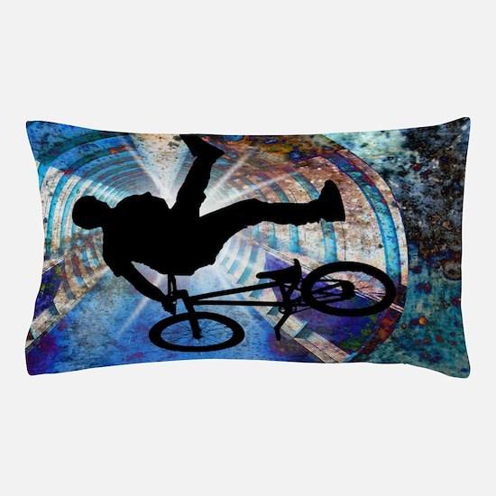 Cute Bmx bikes Pillow Case