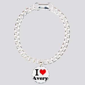 I Love Avery Bracelet