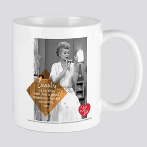I Love Lucy Beauty 11 oz Ceramic Mug