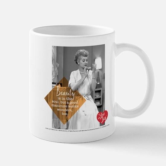 I Love Lucy Beauty Mug