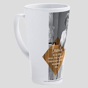I Love Lucy Beauty 17 oz Latte Mug
