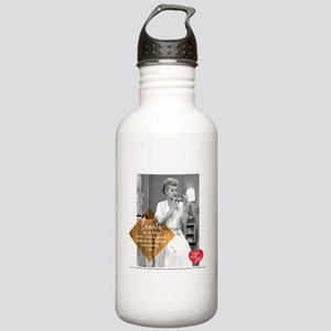 I Love Lucy Beauty Stainless Water Bottle 1.0L