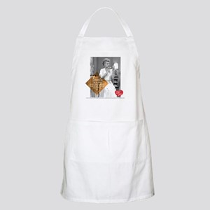 I Love Lucy Beauty Light Apron