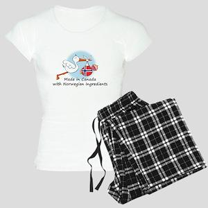 stork baby nor can Pajamas