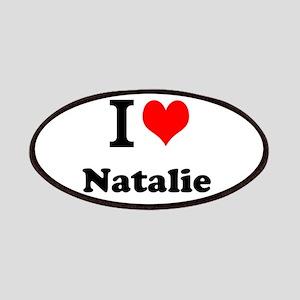 I Love Natalie Patch