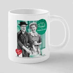 I Love Lucy Fabulous Fun 20 oz Ceramic Mega Mug